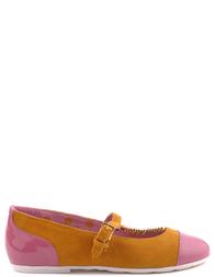 Детские туфли для девочек MOSCHINO 25375pink