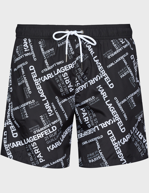 Karl Lagerfeld KL21MBM14-BLACK фото-1