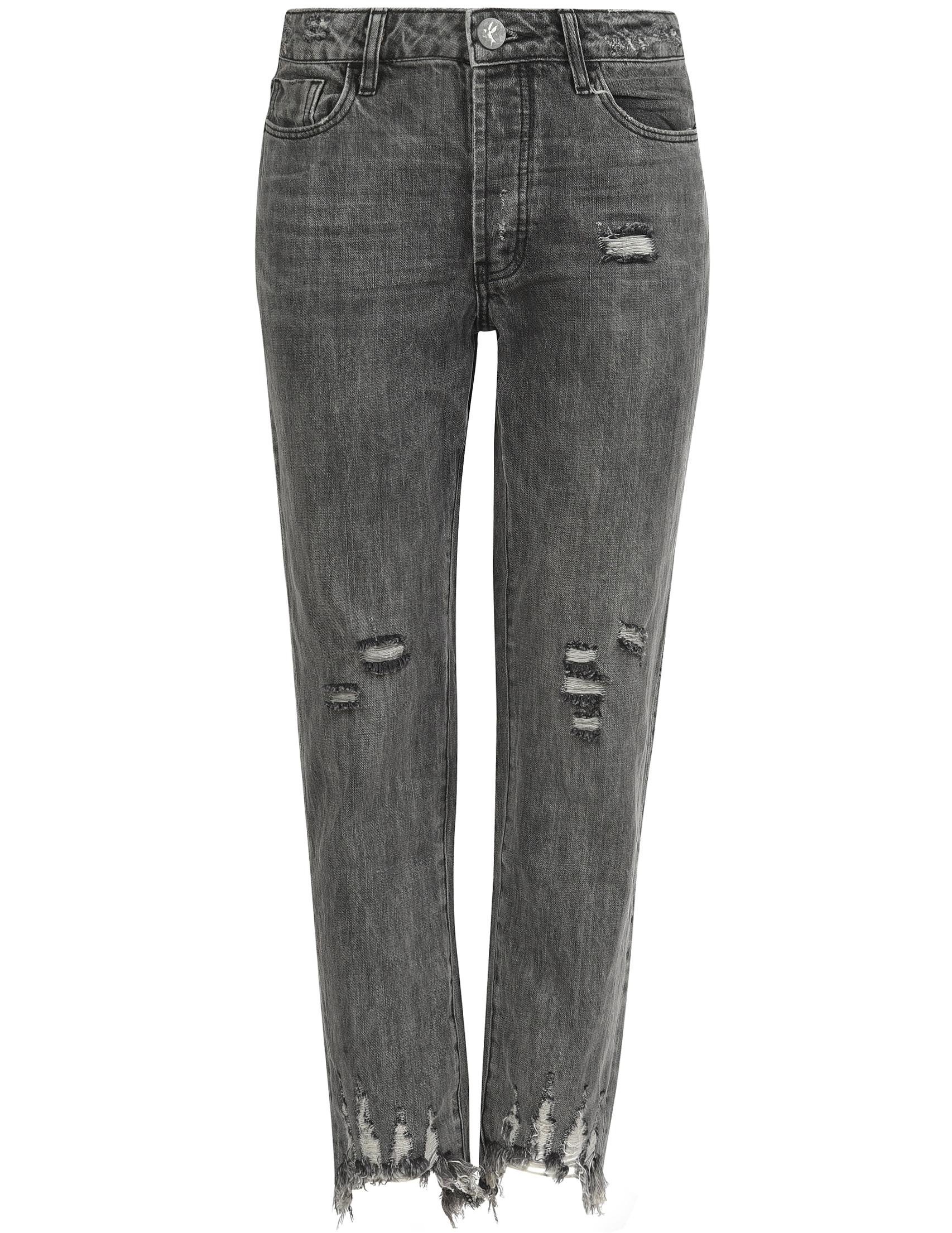 Женские джинсы ONETEASPOON 20987-opium_gray