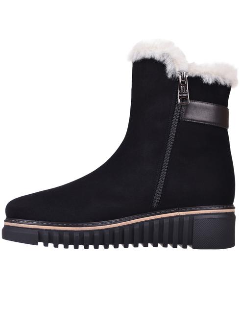 женские черные Ботинки Loriblu AGR-815RT2105R - фото-2