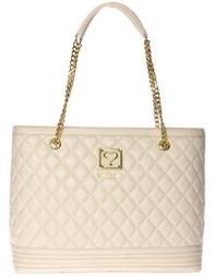 Женская сумка Love Moschino 4205_beige