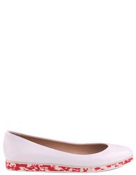 Женские балетки VICINI 56022-L-white