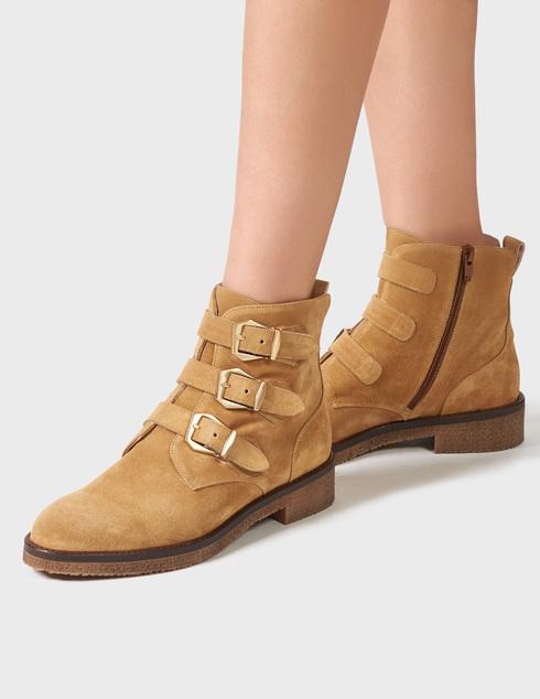 коричневые Ботинки Pertini 201W16595D1