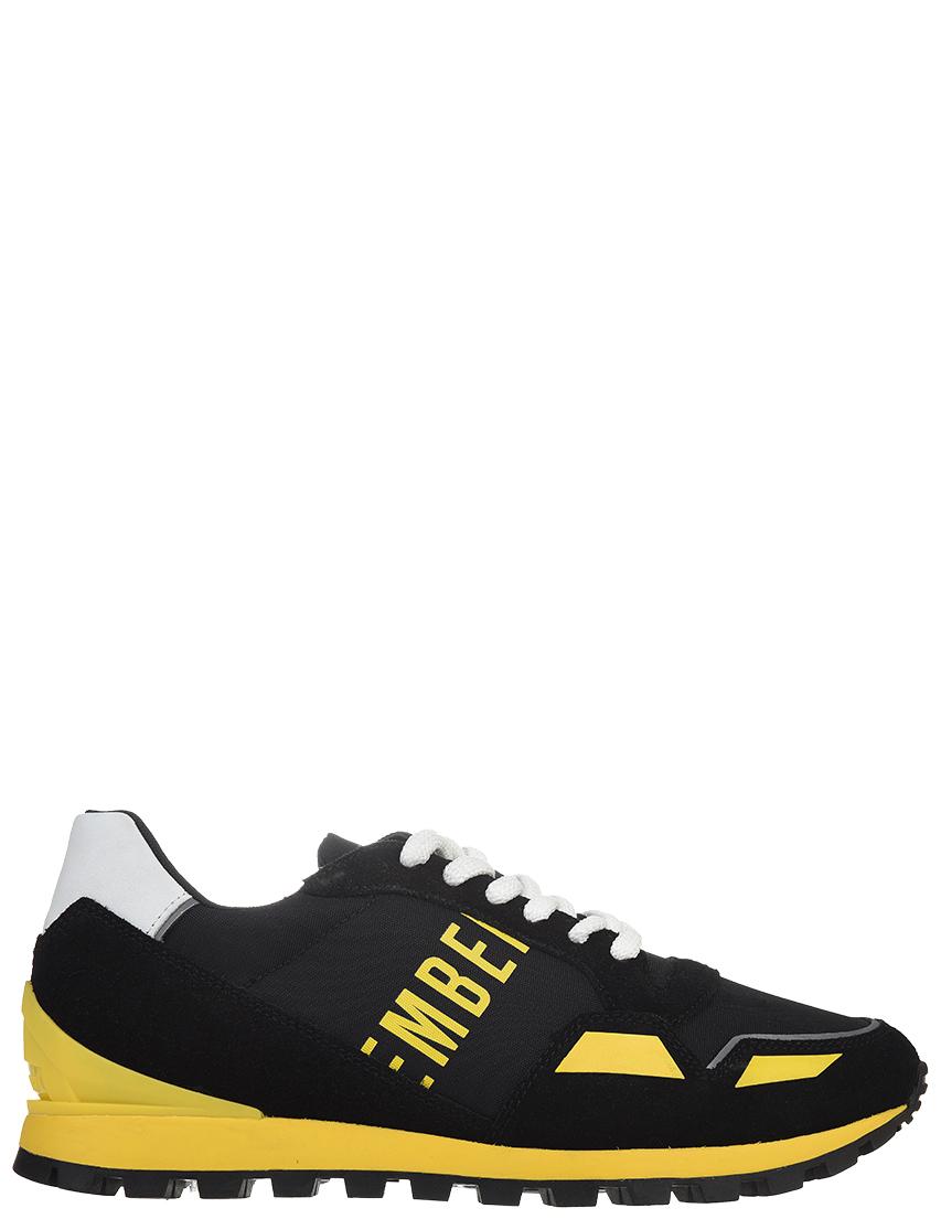 Мужские кроссовки Bikkembergs 984-R-limon_black