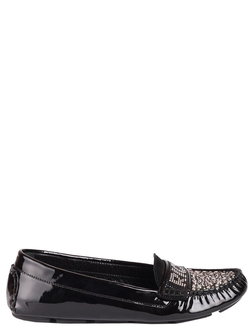 Женские мокасины RICHMOND 8552-black
