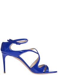 Женские босоножки Casadei 3121_blue