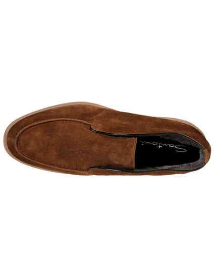 коричневые Ботинки Santoni SMGYG16715TISAPMSM39_brown размер - 40; 43; 44