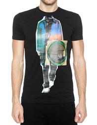 Мужская футболка ANTONY MORATO KS01135FA120001-9000_black