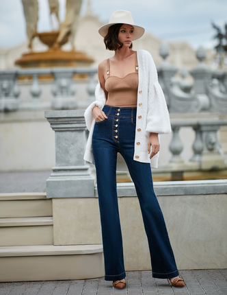 ELISABETTA FRANCHI джинсы