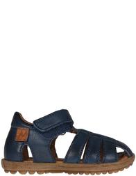 Детские сандалии для мальчиков Naturino See-navy_blue