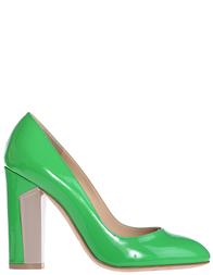 Женские туфли Grey Mer 529_green
