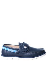 Детские туфли для мальчиков ROBERTO CAVALLI E41607_blue