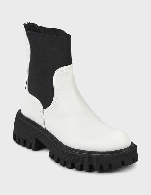 женские белые Ботинки Loriblu 2I4TL01800 - фото-2