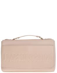 Женская сумка Love Moschino 4236-panna