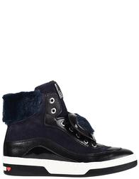 Женские кроссовки Love Moschino AGR-15343-blu_blue