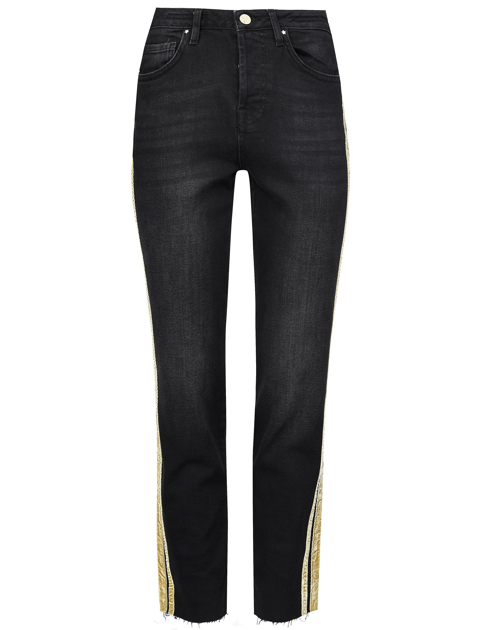Женские джинсы SILVIAN HEACH PGA18822JE-jeans_black