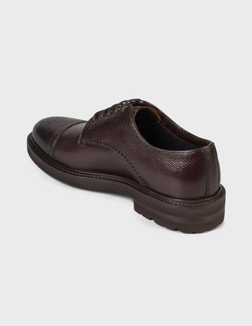 мужские коричневые Броги Henderson Baracco 81218.L.0 - фото-2