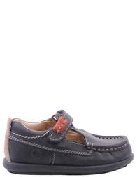 Детские туфли для мальчиков NATURINO 4862-blue