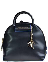 Женский рюкзак TRUSSARDI JEANS 75222_black