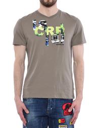 Мужская футболка CERRUTI 18CRR81 81089-50-82493-072