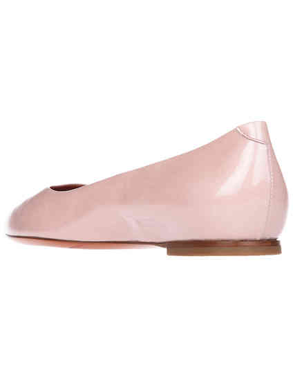 розовые женские Балетки Santoni S56527_pink 8375 грн