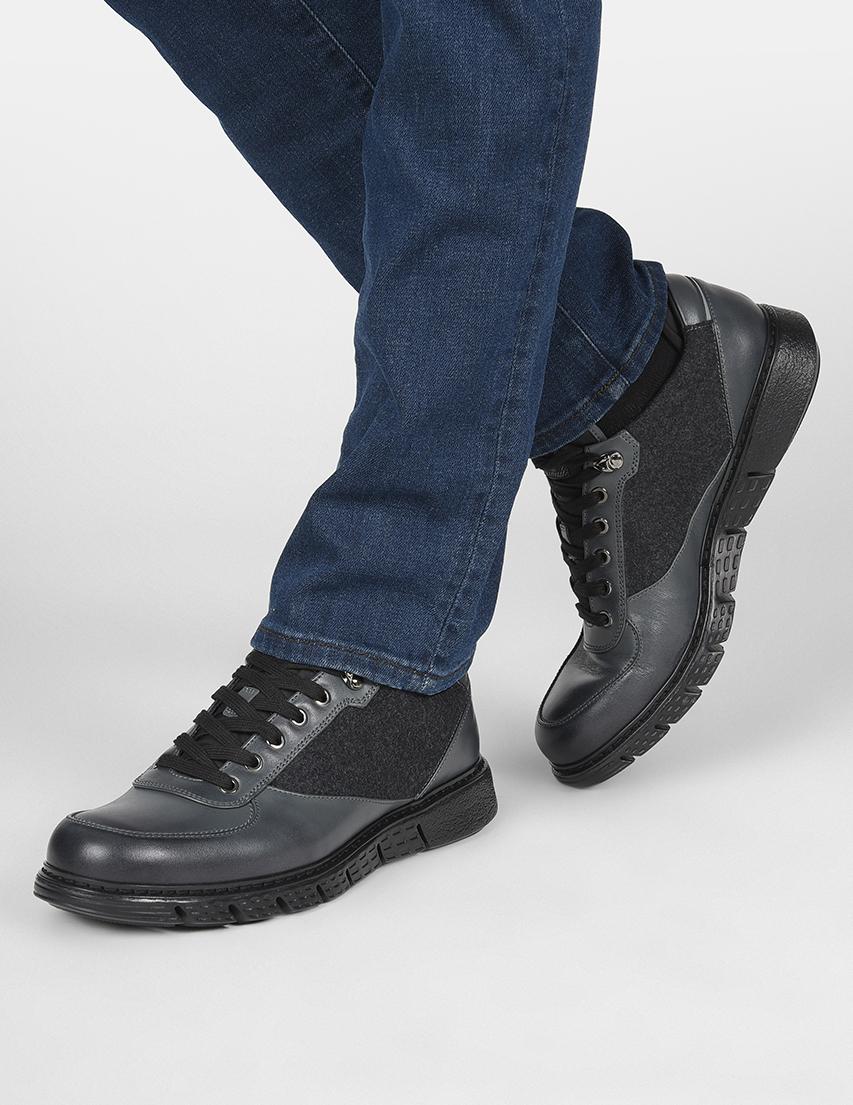Мужские кроссовки Fabi 9178_gray