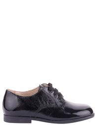 Детские туфли для девочек NATURINO 4921-black