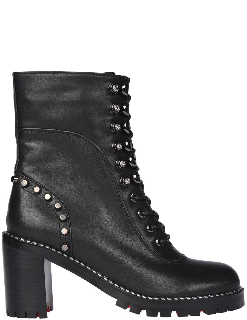 Женские ботинки Gianni Renzi 1288_black