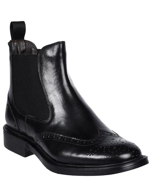 черные Ботинки Brecos 9095