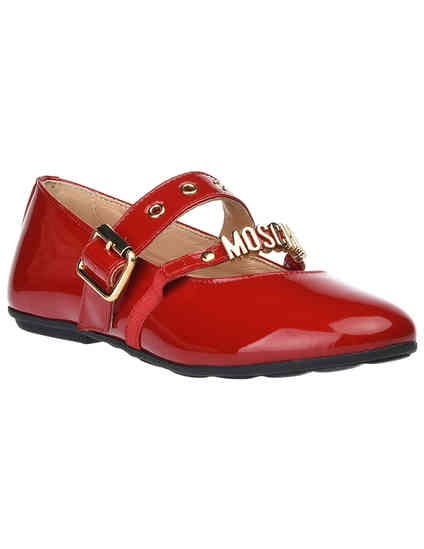 Moschino 26094-vernice-rosso_red