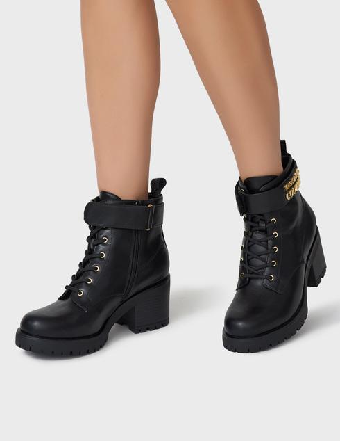 черные Ботинки Versace Jeans Couture 71VA3S90-899