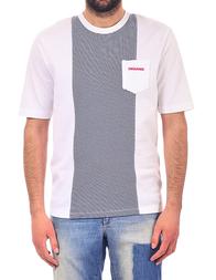 Мужская футболка DSQUARED2 S74GC0791STJ122001