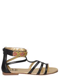 Детские сандалии для девочек GALLUCCI 911nero_black
