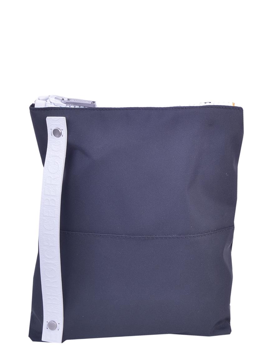 Купить Мужские сумки, Сумка, ICEBERG, Черный, Весна-Лето