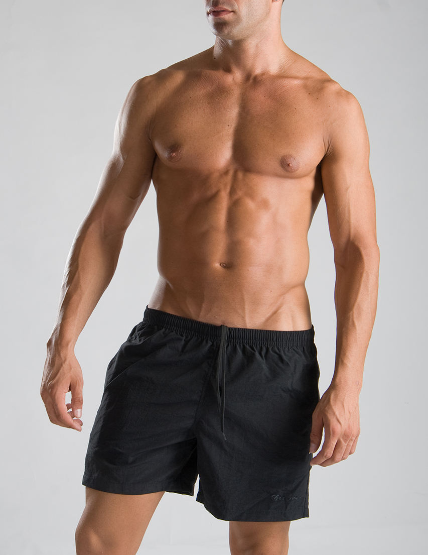 Мужские шорты пляжные GERONIMO P300Black