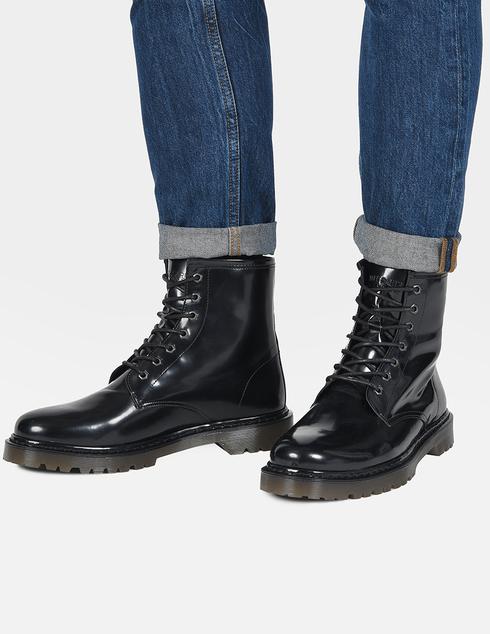 черные Ботинки Trussardi 77A001269Y099999-K299