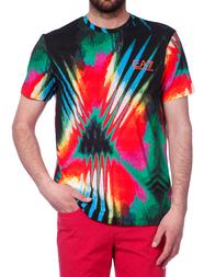 Мужская футболка EA7 EMPORIO ARMANI 6P63490301317520