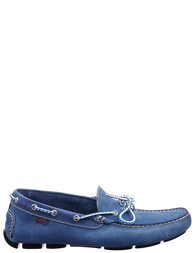 Мужские мокасины BYBLOS 3517-blue