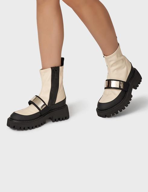 бежевые Ботинки Loriblu 2I4TL05300