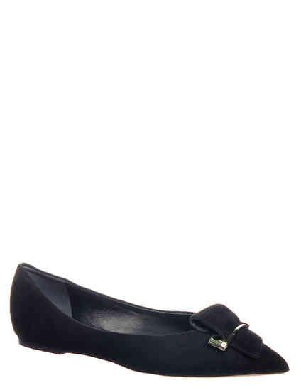 женские черные Балетки Le Silla 90102-black - фото-2