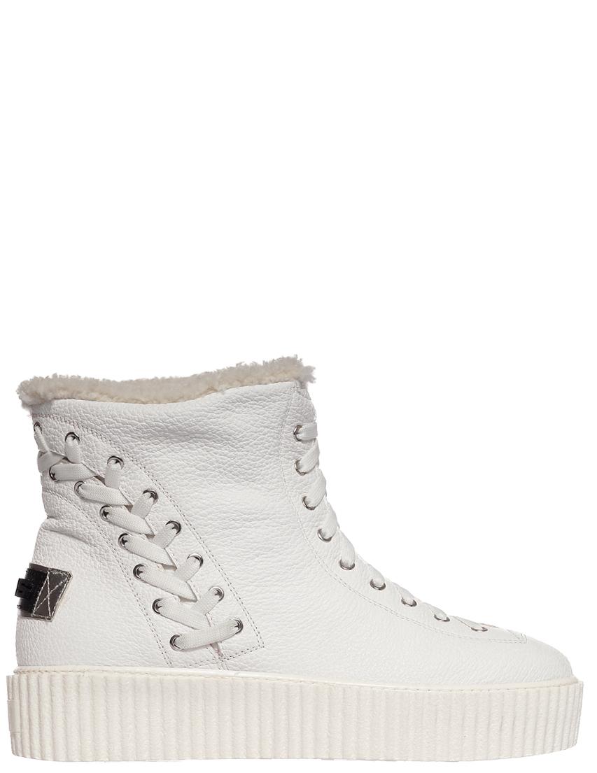Женские ботинки 4US Cesare Paciotti WD9MRK_white