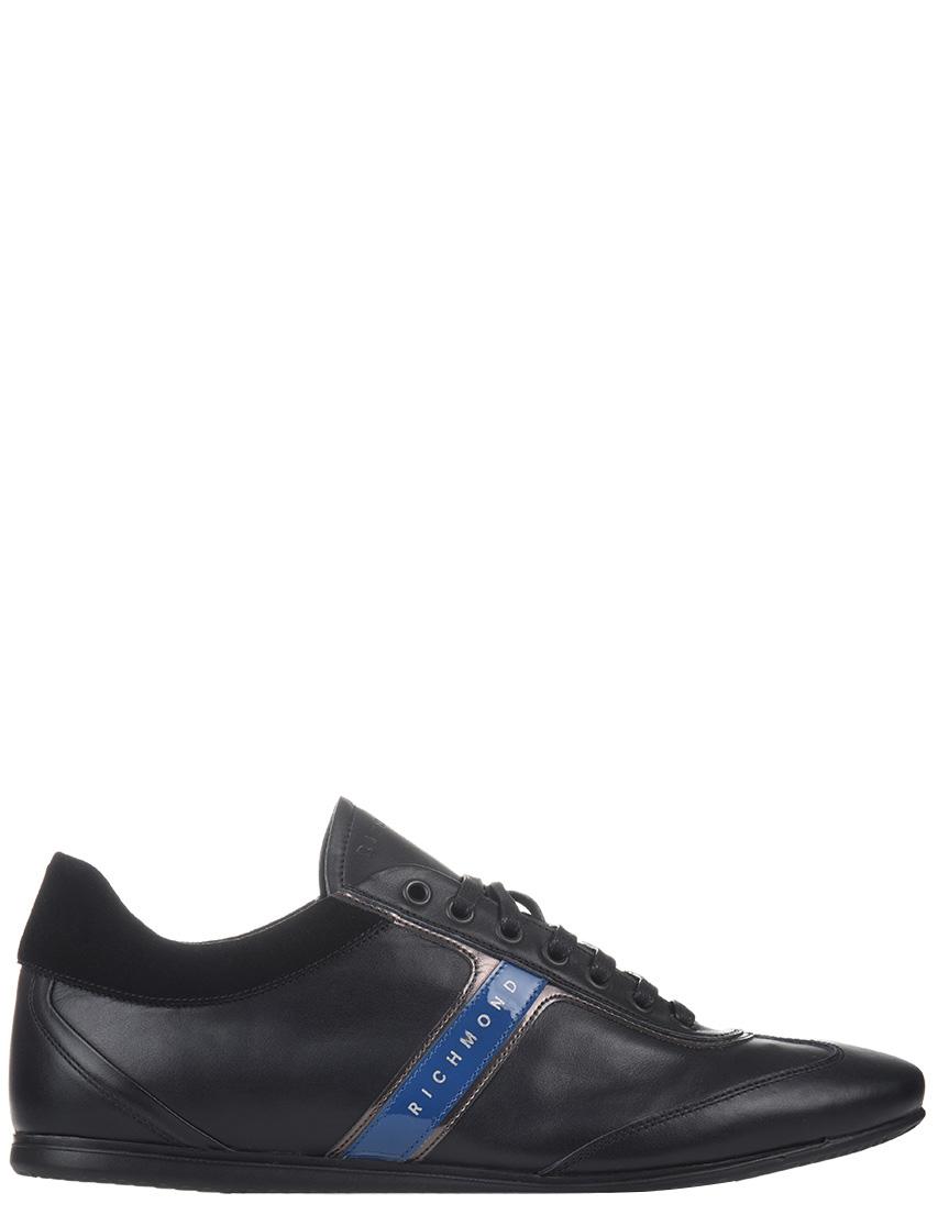 Мужские кроссовки Richmond 3719-black