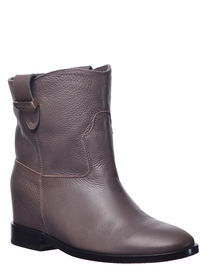Купить Ботинки, Полусапоги, RENZI, Коричневый, Осень-Зима