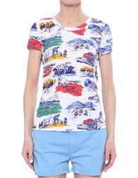Женская футболка LOVE MOSCHINO 4B1900-E1760-19