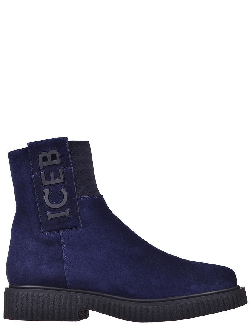 Женские ботинки Iceberg 1115-МЗ-blunotte