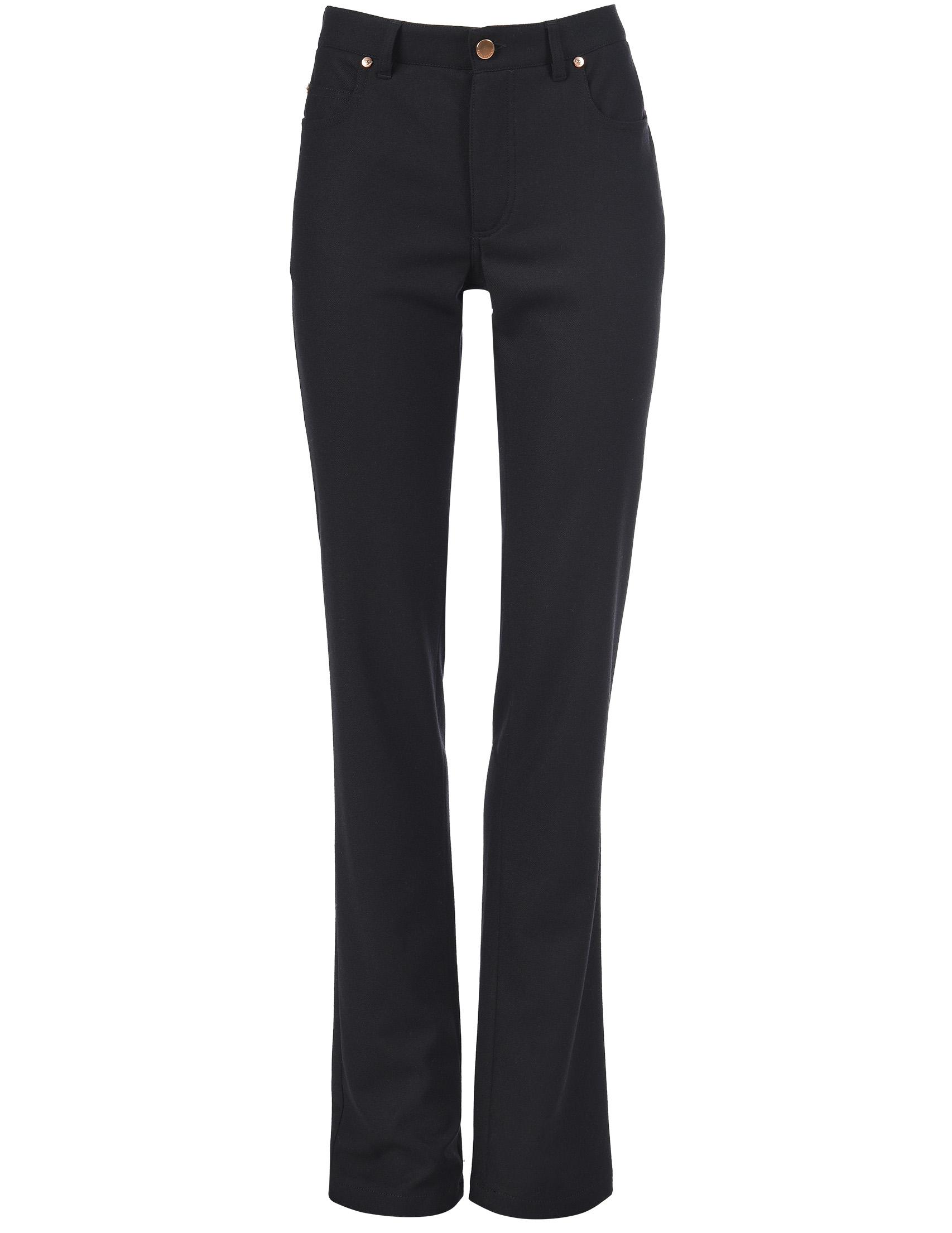 Женские брюки RED VALENTINO 1F5-392_black