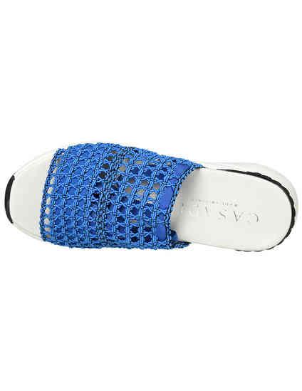 синие Босоножки Casadei 560-blue размер - 35; 36; 37; 38.5; 39