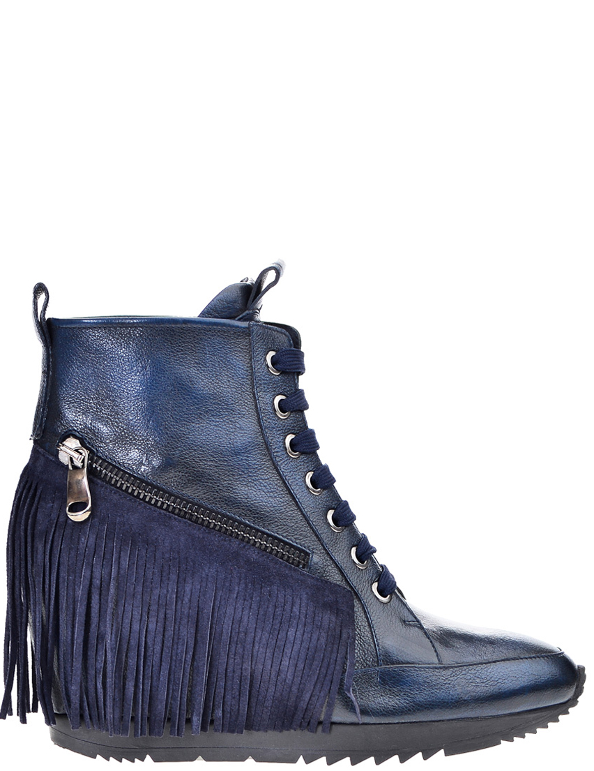 Женские ботинки PALAGIO Z2004_blue