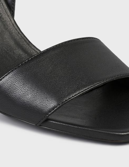 женские черные кожаные Босоножки Vic Matie 1Z5846D.Z22U140101 - фото-5