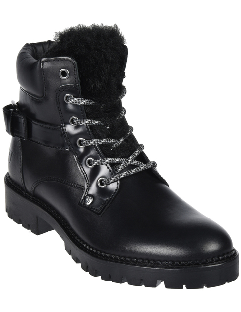 черные Ботинки Trussardi AGR-79A004079Y099999-K299